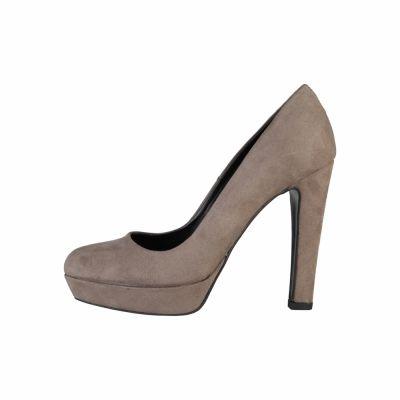 Pantofi cu toc Made In Italia ALFONSA Maro