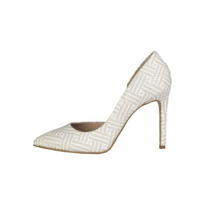 Pantofi cu toc Made In Italia AMINA Maro