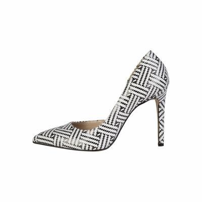 Pantofi cu toc Made In Italia AMINA Negru