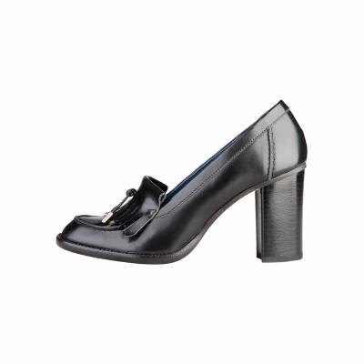 Pantofi cu toc Ana Lublin AIANNA Negru