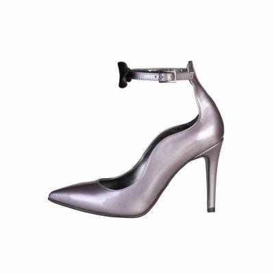 Pantofi cu toc Made In Italia ANGELICA Mov