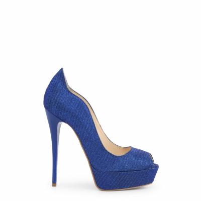 Pantofi cu toc Arnaldo Toscani 1218005 Albastru