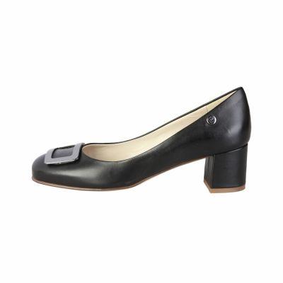 Pantofi cu toc Pierre Cardin CW-2004 Negru
