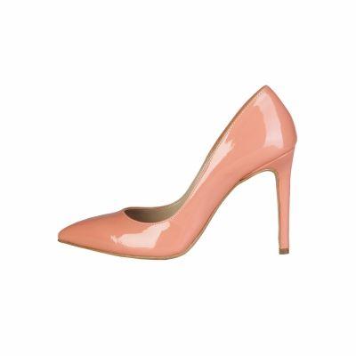 Pantofi cu toc Made In Italia DELIA-P Portocaliu