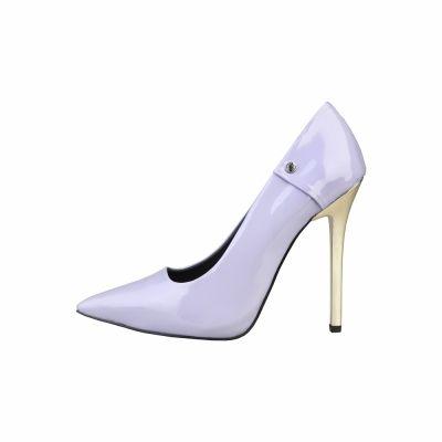 Pantofi cu toc Versace Jeans E0VLBS11 Mov