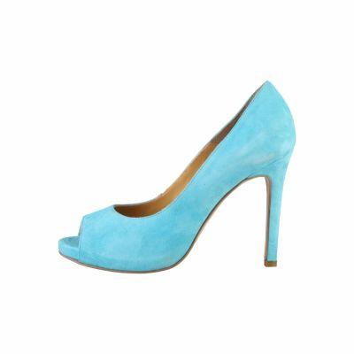 Pantofi cu toc Made In Italia ERMINIA Albastru