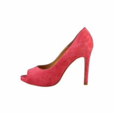 Pantofi cu toc Made In Italia ERMINIA Roz