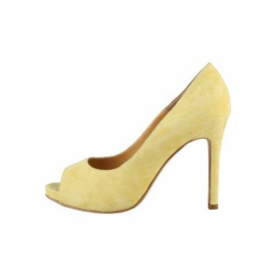 Pantofi cu toc Made In Italia ERMINIA Galben