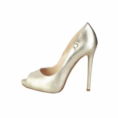 Pantofi cu toc Pierre Cardin EW-1004 Galben