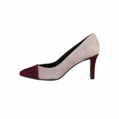 Pantofi cu toc Made In Italia FLAVIA Gri