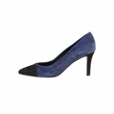 Pantofi cu toc Made In Italia FLAVIA Albastru