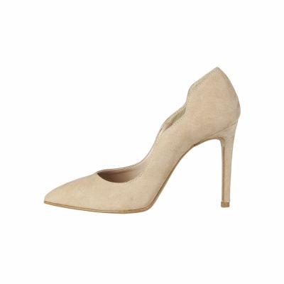 Pantofi cu toc Made In Italia FRANCESCA_CAM Maro