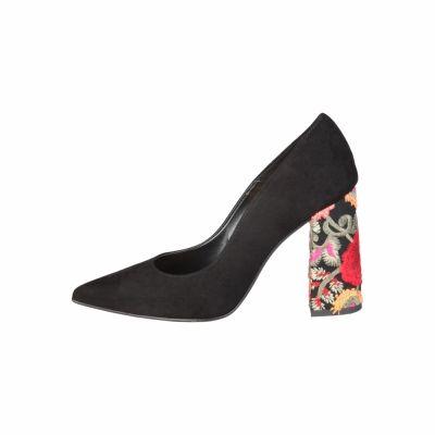 Pantofi cu toc Made In Italia GIGLIOLA Negru