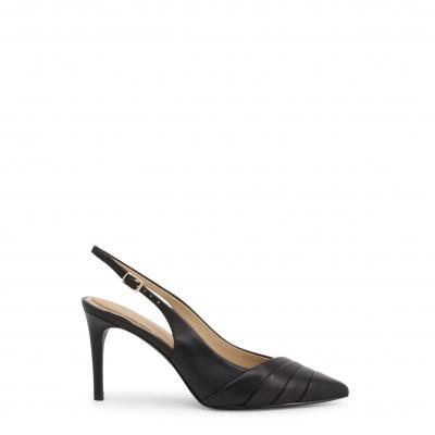 Pantofi cu toc Guess FL6ISE_LEA05_BALISE Negru