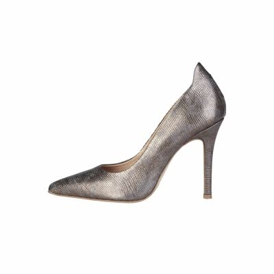 Pantofi cu toc Pierre Cardin LOUANE Gri