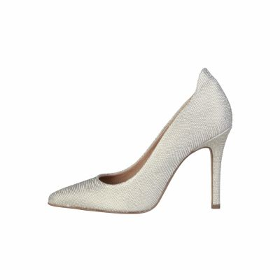 Pantofi cu toc Pierre Cardin LOUANE Alb
