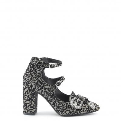 Pantofi cu toc Made In Italia GRETA Negru