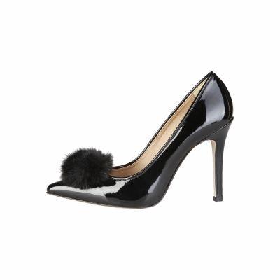 Pantofi cu toc V 1969 MAEVA Negru