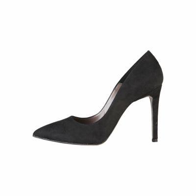 Pantofi cu toc Made In Italia MONICA_CAMO Negru
