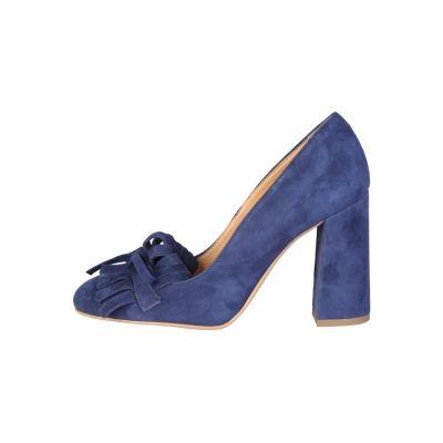 Pantofi cu toc Made In Italia NEREA Albastru