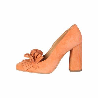 Pantofi cu toc Made In Italia NEREA Portocaliu