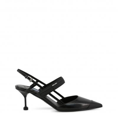 Pantofi cu toc Prada 1I296I Negru