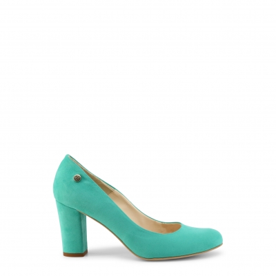 Pantofi cu toc Roccobarocco RBSC05V07 Verde