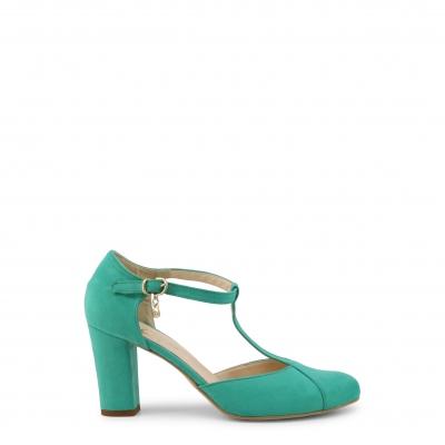 Pantofi cu toc Roccobarocco RBSC05V08 Verde