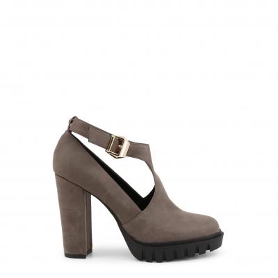 Pantofi cu toc Roccobarocco RBSC0CN01 Maro