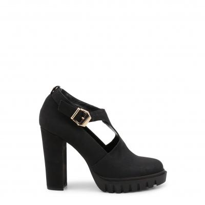 Pantofi cu toc Roccobarocco RBSC0CN01 Negru