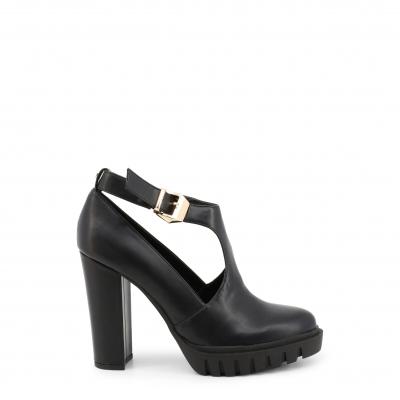Pantofi cu toc Roccobarocco RBSC0CN01NAP Negru