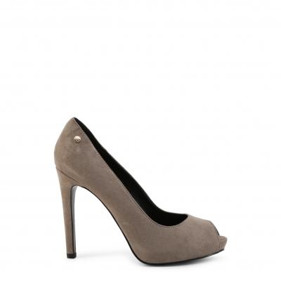 Pantofi cu toc Roccobarocco RBSC0U401CAM Gri