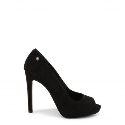 Pantofi cu toc Roccobarocco RBSC0U401CAM Negru