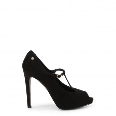 Pantofi cu toc Roccobarocco RBSC0U402CAM Negru