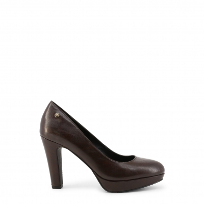 Pantofi cu toc Roccobarocco RBSC0U501 Maro