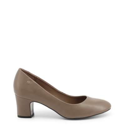 Pantofi cu toc Roccobarocco RBSC0VE01NAP Maro