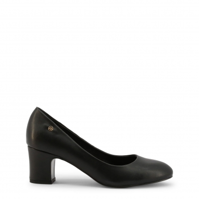 Pantofi cu toc Roccobarocco RBSC0VE01NAP Negru