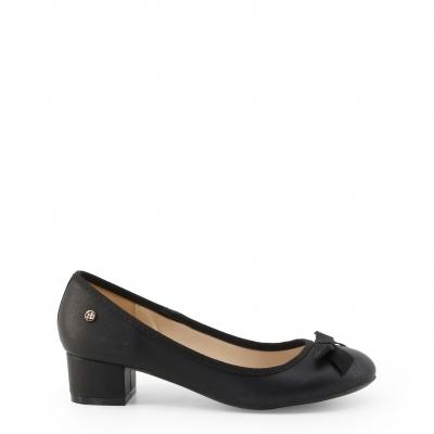 Pantofi cu toc Roccobarocco RBSC19302 Negru