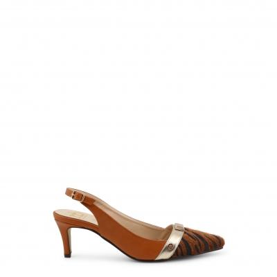 Pantofi cu toc Roccobarocco RBSC1C602STD Maro