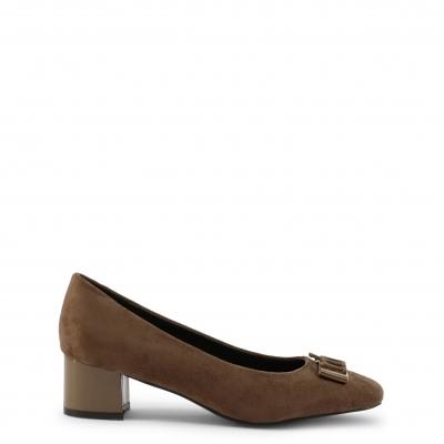 Pantofi cu toc Roccobarocco RBSC1J002 Maro