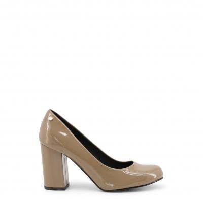 Pantofi cu toc Roccobarocco RBSC1J101 Maro