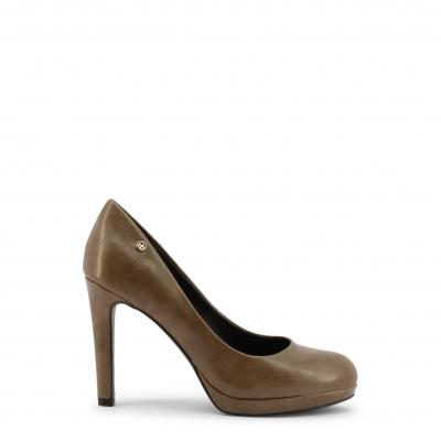 Pantofi cu toc Roccobarocco RBSC1JF01 Maro