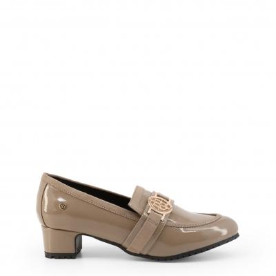 Pantofi cu toc Roccobarocco RBSC1JW02 Maro