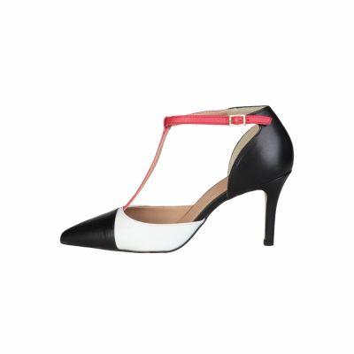 Pantofi cu toc V 1969 ROXANE_V Negru