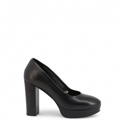 Pantofi cu toc Santarelli MIMI162W954 Negru