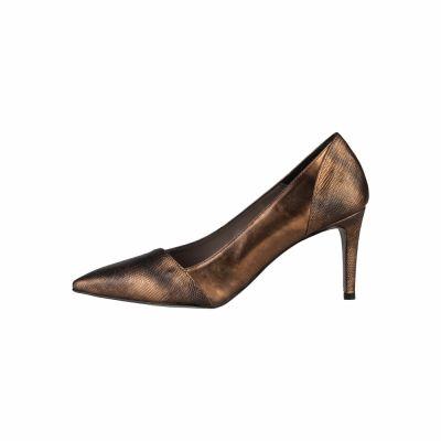 Pantofi cu toc Made In Italia SARA Maro