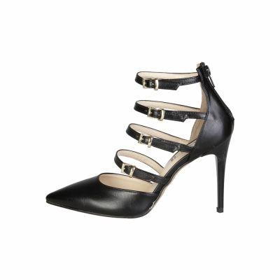 Pantofi cu toc V 1969 SELINE Negru