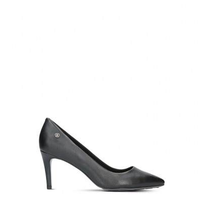 Pantofi cu toc Tommy Hilfiger FW0FW02782 Negru