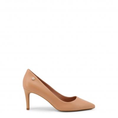 Pantofi cu toc Tommy Hilfiger FW0FW02782 Roz