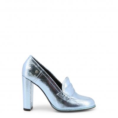 Pantofi cu toc Tommy Hilfiger FW0FW04046 Albastru